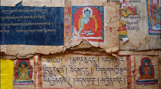 Buddha's Word: The Life of Books in Tibet and Beyond