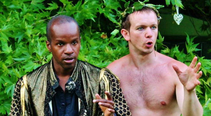 Last Chance to See: Cambridge Shakespeare Festival