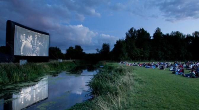 Countdown to the Cambridge Film Festival + Open Air Screenings
